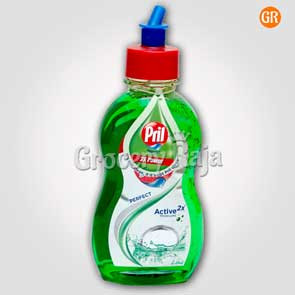 Pril Lime Liquid Dishwash 425 ml