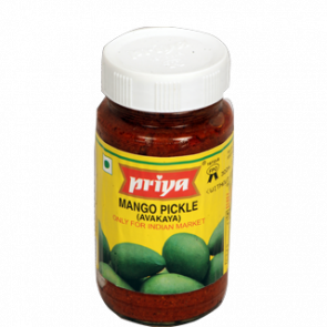 Priya Mango Avakaya Pickle 300 gms