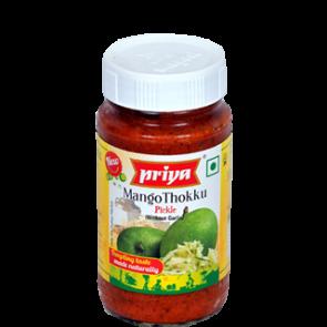Priya Mango Thokku Pickle 300 gms