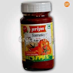 Priya Tomato Pickle 300 gms