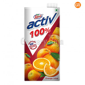 Real Activ Orange Juice 1 Ltr