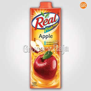 Real Apple Juice 1 Ltr