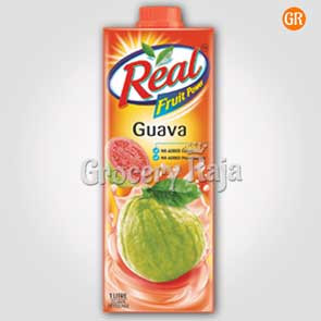 Real Guava Juice 1 Ltr
