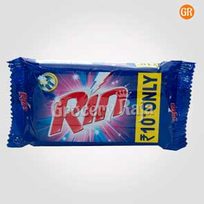 Rin Detergent Bar Rs. 10 (Pack of 2)