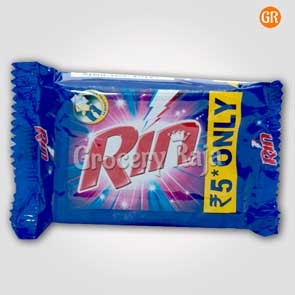 Rin Detergent Bar Rs. 5 (Pack of 2)