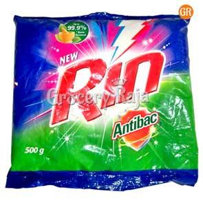 Rin Antibac Detergent Powder 500 gms