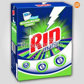 Rin Detergent Powder - Matic 1 Kg