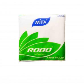 Robo Mini Plus Tissue Paper - 100 Sheets (27 cm x 27 cm)
