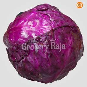 Purple Cabbage (ஊதா முட்டைகோஸ்) 500 gms