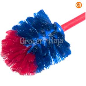 Round Toilet Brush 1 Pc