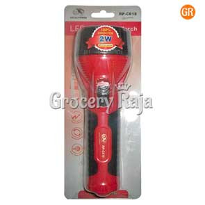 LED Ulra Super Torch Light Rp C 619