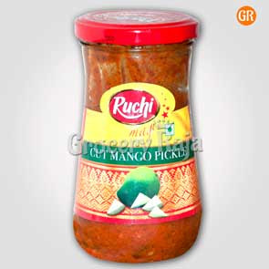 Ruchi Cut Mango Pickle 300 gms