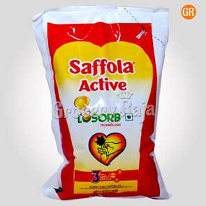 Saffola Active Losorb Oil 1 Ltr