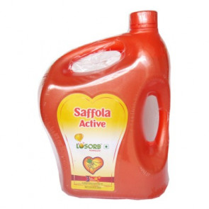 Saffola Active Losorb Oil 5 Ltr