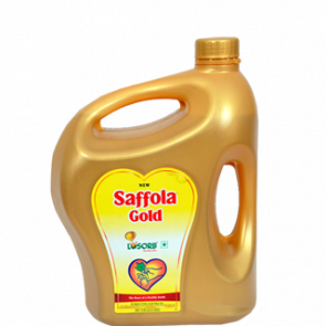 Saffola Gold Losorb Oil Jar 5 ltrs