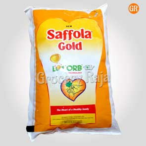 Saffola Gold Losorb Oil 1 Ltr