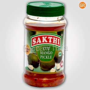 Sakthi Cut Mango Pickle 300 gms