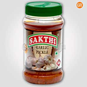 Sakthi Garlic Pickle 300 gms