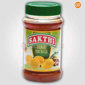 Sakthi Lime Pickle 300 gms