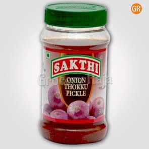 Sakthi Onion Thokku Pickle 300 gms