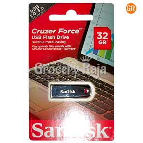Sandisk Cruzer Force SDCZ71-032G-I35 32GB Flash Drive
