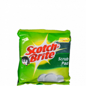 Scotch Brite 7.5x10 Cm (3pc Pack) 1 pc