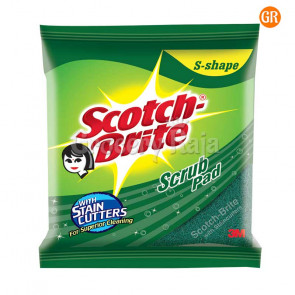 Scotch Brite Dishwash Scrubber 1 pc