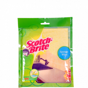 Scotch Brite Sponge Wipe 3 pc