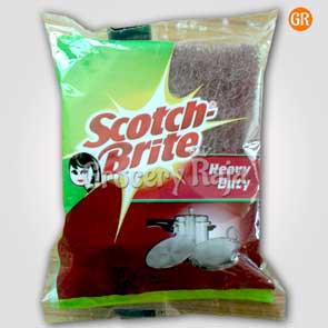 Scotch Brite Heavy Duty 7.5x9 cm 1 pc