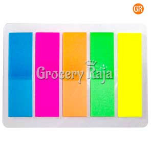 Sticky Note 44 mm X12.5 mm [4 CARDS]