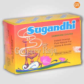 Sugandhi Computer Sambrani (24 Pieces)
