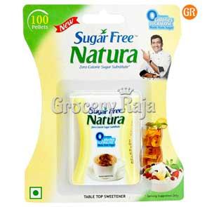 Sugar Free Natura 100 pcs