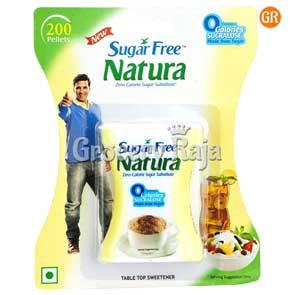 Sugar Free Natura 200 Pellets