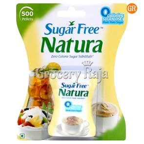 Sugar Free Natura 500 pcs