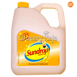 Sundrop Oil GoldLite 5 Ltrs