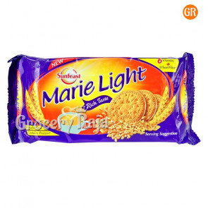 Sunfeast Marie Light - Rich Taste Biscuits Rs. 20 + Free Rangoli Maker
