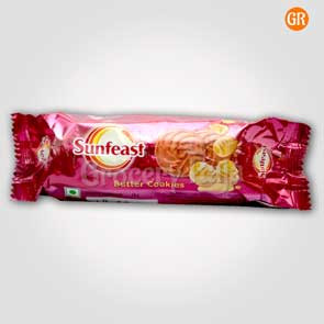 Sunfeast Hi Fi Cookies - Butter Rs. 10