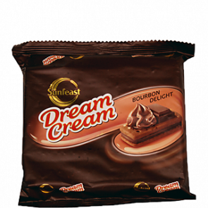Sunfeast Dream Cream Bourbon Delight Rs. 20
