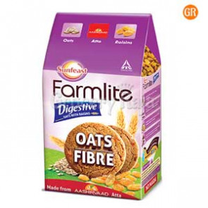 Sunfeast Farmlite Biscuit - Oats & Raisins Rs. 50
