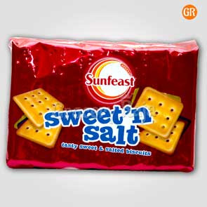 Sunfeast Sweet & Salt Biscuits Rs. 20