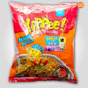 Sunfeast Yippee Noodles - Magic Masala Rs. 12