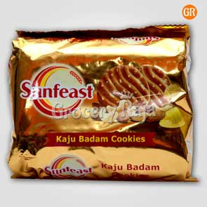 Sunfeast Kaju Badam Cookies Rs. 20