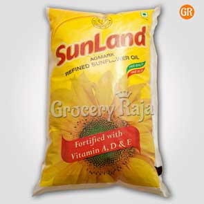 Sunland Sunflower Oil 1 Ltr