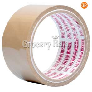 Brown Cello Tape - Packing Tape 2 inch