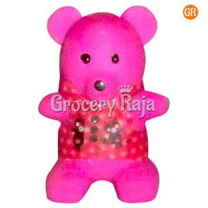 Teddy Bear Eraser 1 pc