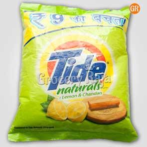 Tide Naturals Lemon & Chandan Detergent Powder 1 Kg