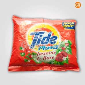 Tide Plus Detergent Powder - Jasmine & Rose 500 gms