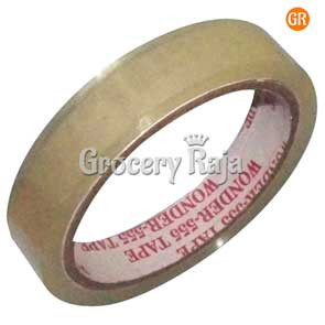 Transparent Cello Tape - Packing Tape 3/4 Inch