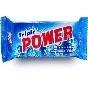 Power Detergent Bar - Triple Rs. 17