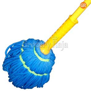 Twist & Dry Plastic Mop 1 pc